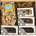 Holiday Gift Guide - A few of the gift box selections from KIlwin's at Grand Boulevard.