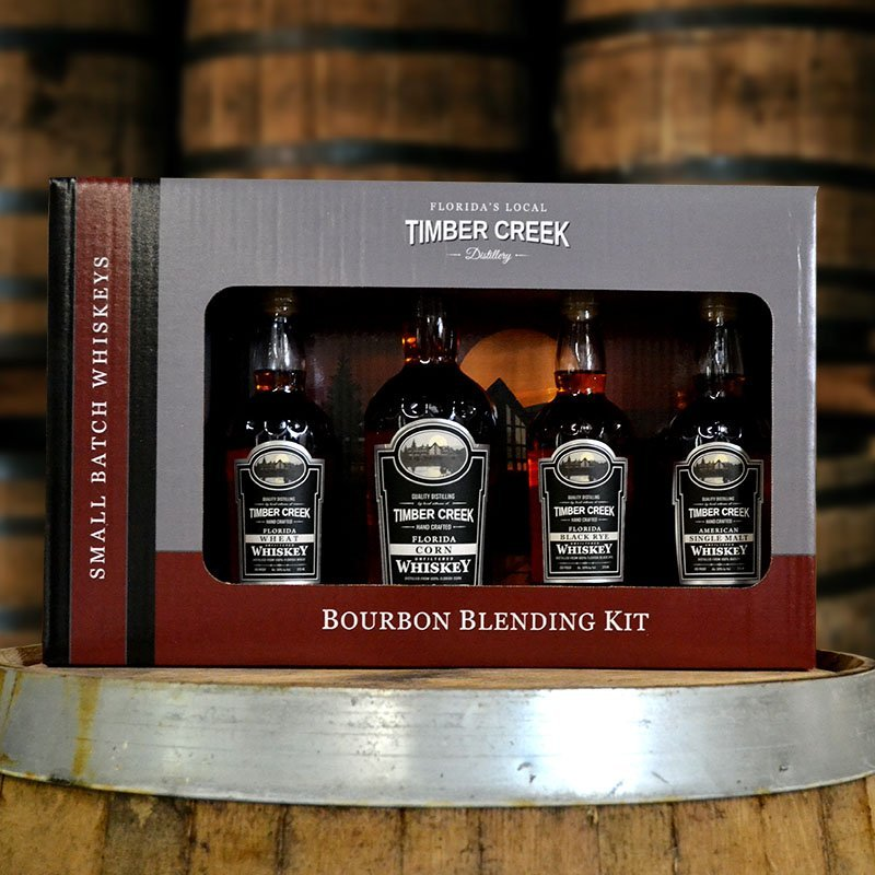 day three bourbon blending kit from timber creek distillery 30a food and wine. Black Bedroom Furniture Sets. Home Design Ideas