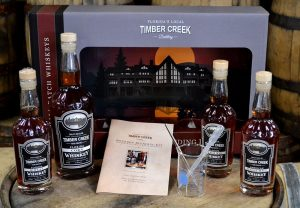 Holiday Gift Guide Bourbon Blending Kit