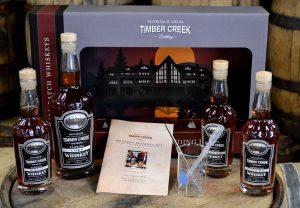 Holiday Gift Guide Bourbon Blending Kit