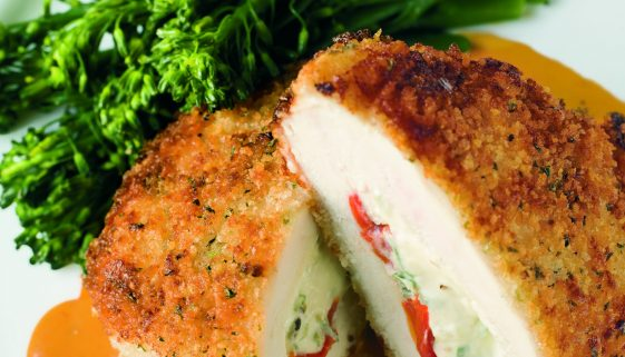 Holiday Gift Guide - Tommy Bahama Sanibel Stuffed Chicken - Photo courtesy of Tommy Bahama