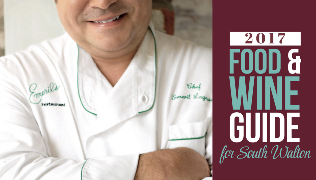 Food and Wine Guide for South Walton
