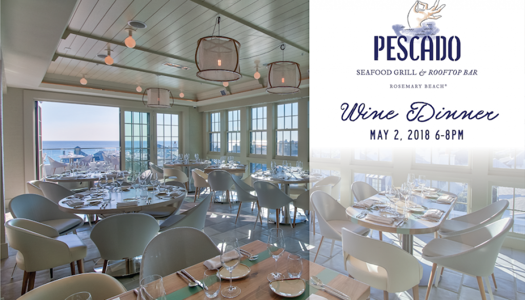 Pescado Hosts Wine Dinner Featuring Ken Wright Cellars