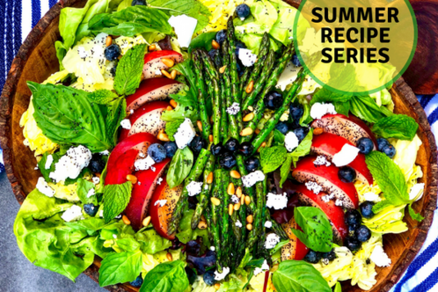 Summer REcipe Series
