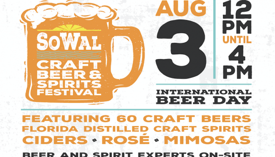 SoWal Craft Beer and Spirits Festival Benefitting Children's Volunteer Health Network