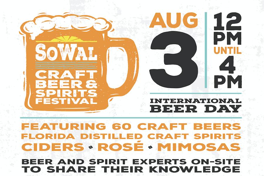 SoWal Craft Beer and Spirits Festival Benefitting Children's Volunteer Health Network