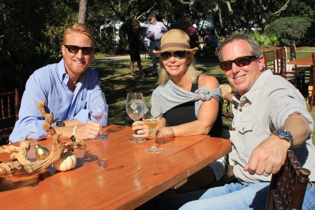 Harvest Wine and Food Festival.