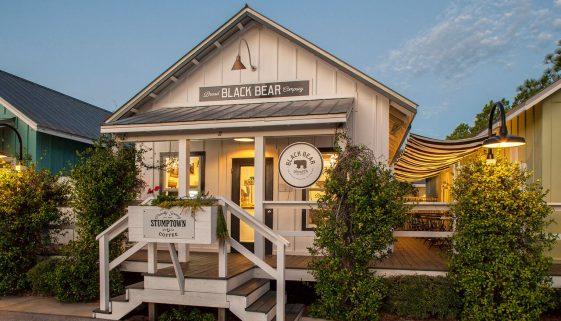 30a restaurants Black Bear Bread Company Santa Rosa Beach