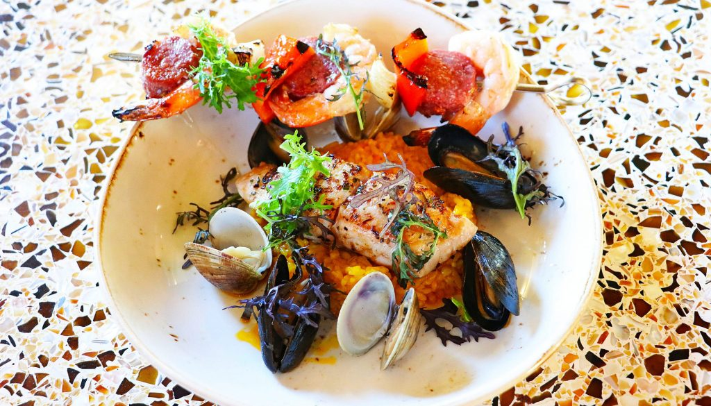 Havana Beach fish