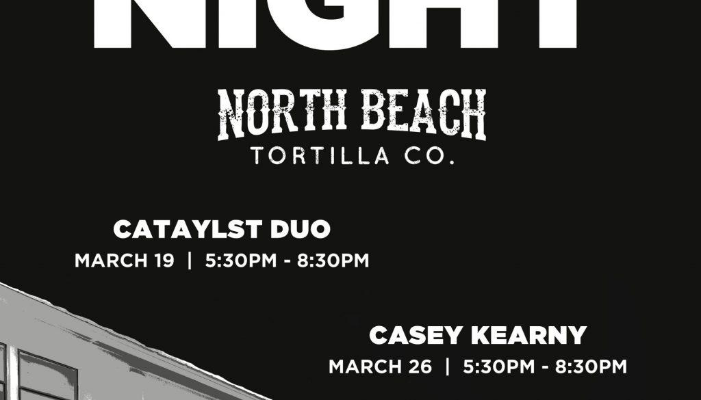North Beach Tortilla Co.