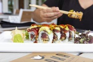 Shaka Sushi roll