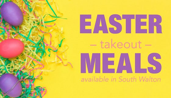 Easter takeout meals