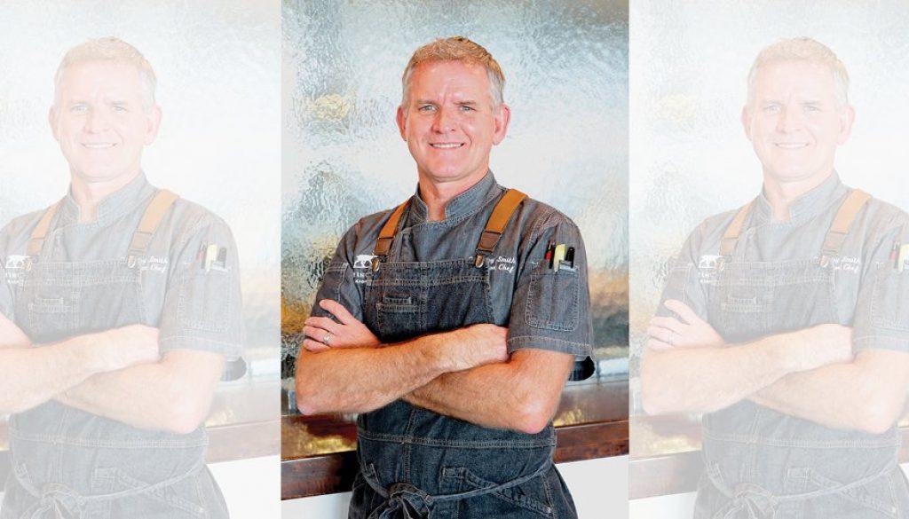 Chef Gregg Smith