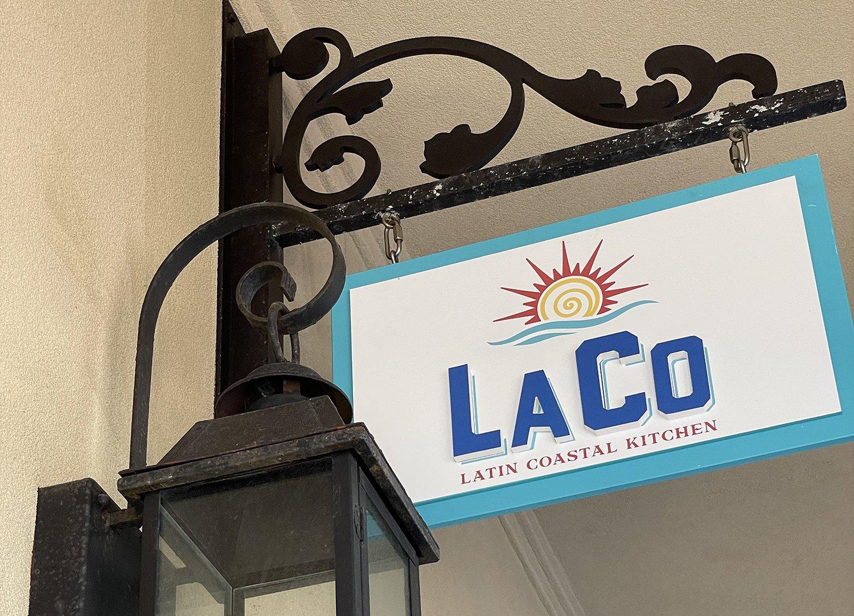 LaCo sign