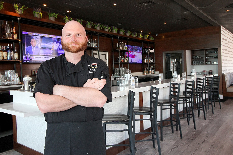 LaCo Chef Eric Bartholomew