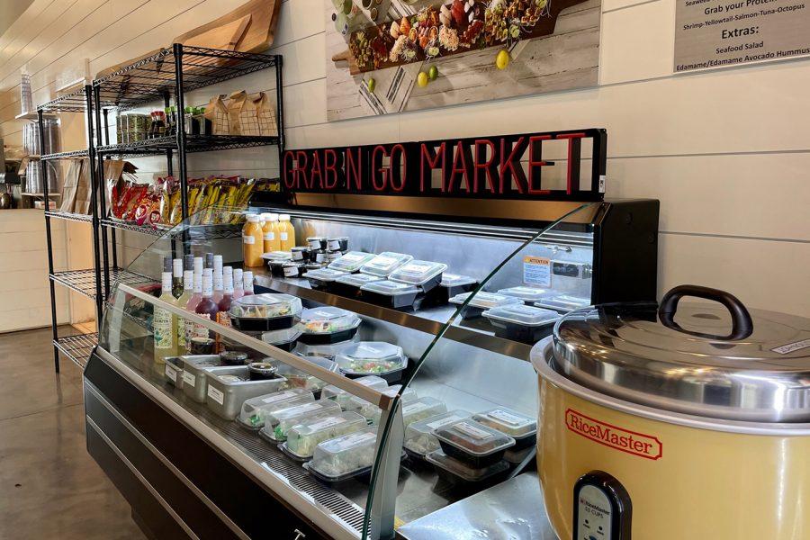 Shaka Sushi and Noodle Bar
