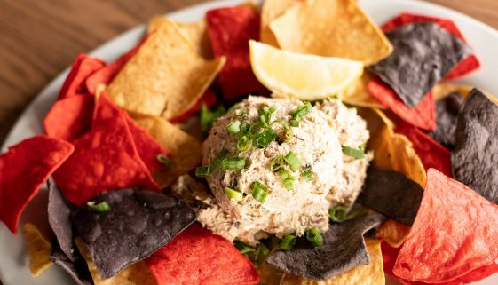 Smoked tuna dip