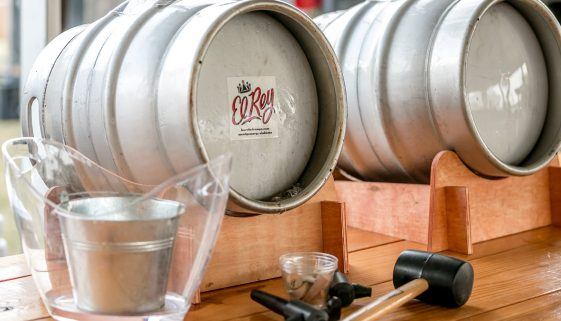 Crafted kegs