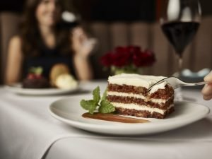 Couples Carrot Cake