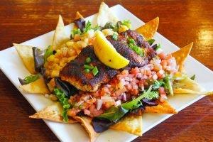 Mile 4 Fish Salad