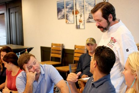 Executive Chef Jay Ammons